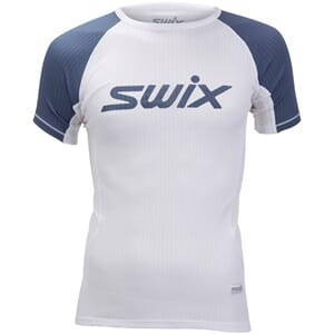 Swix RaceX bodyw SS Mens, Blue Sea