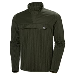 Helly Hansen Lillo Sweater Genser, Forest Night
