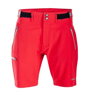 Summit Hiking Shorts Dame, red