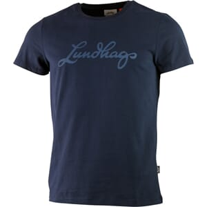 Lundhags Ms Tee, deep blue
