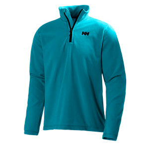 Helly Hansen Daybreaker 1/2zip Fleece ocean green