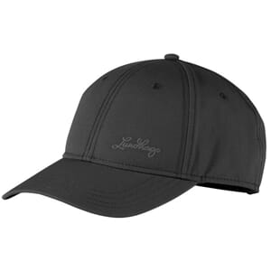 Lundhags Base II Cap, Charcoal, One Size