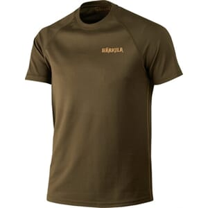 Härkila Herlet Tech S/S t-shirt, Willow green