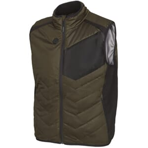 Härkila Heat Vest, Willow green/Black