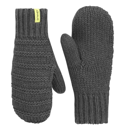 Johaug Now Winter Knitted Mitten charc