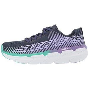Skechers Womens Max Cushion, Navy Lavender