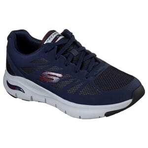 Skechers Mens Arch Fit, NVRD Navy Red