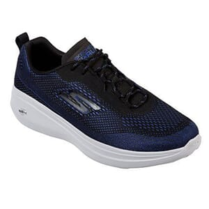 Skechers Mens GO Run Fast, BKBL