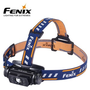 Fenix HL60R Hodelykt Led Sort