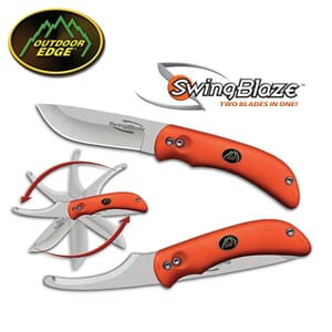 Outdoor Edge Swingblaze Orange
